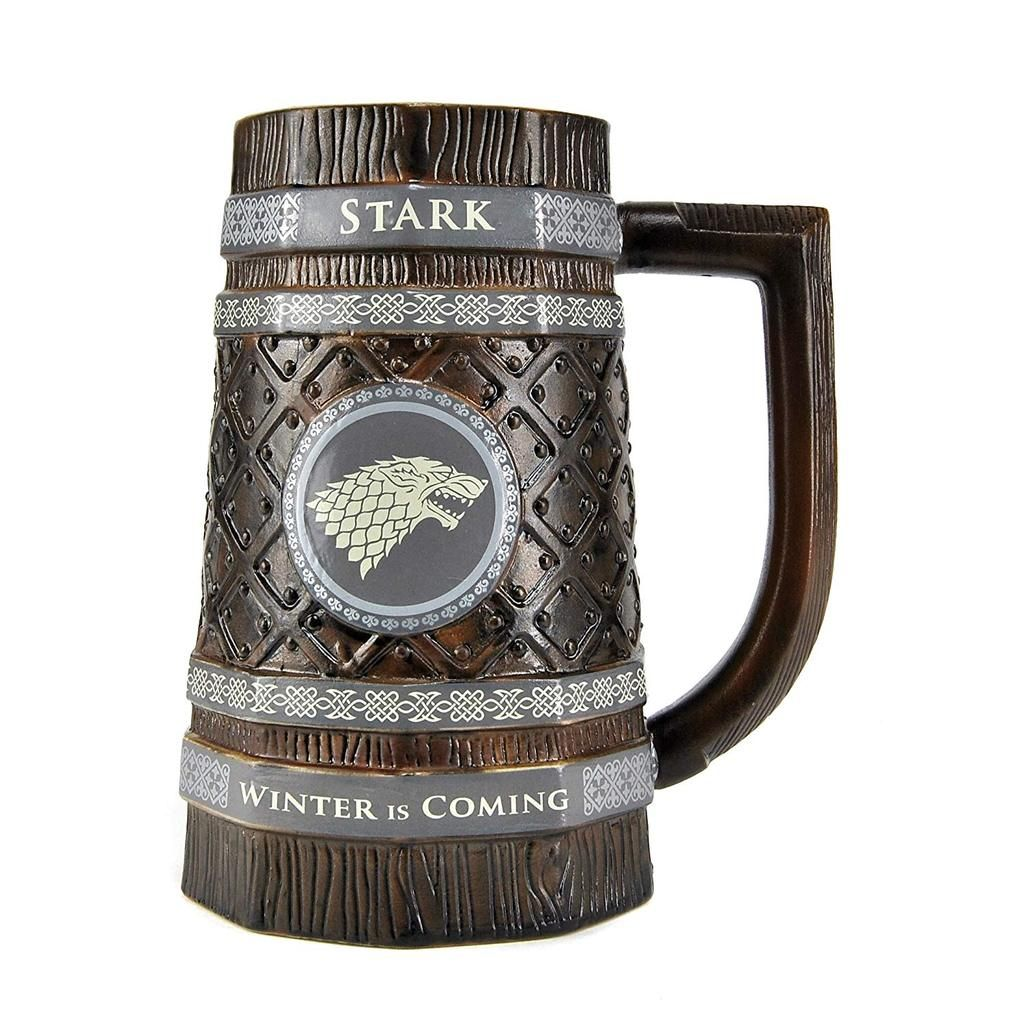 Game of Thrones (Stark) Stein Mug Game of thrones stein