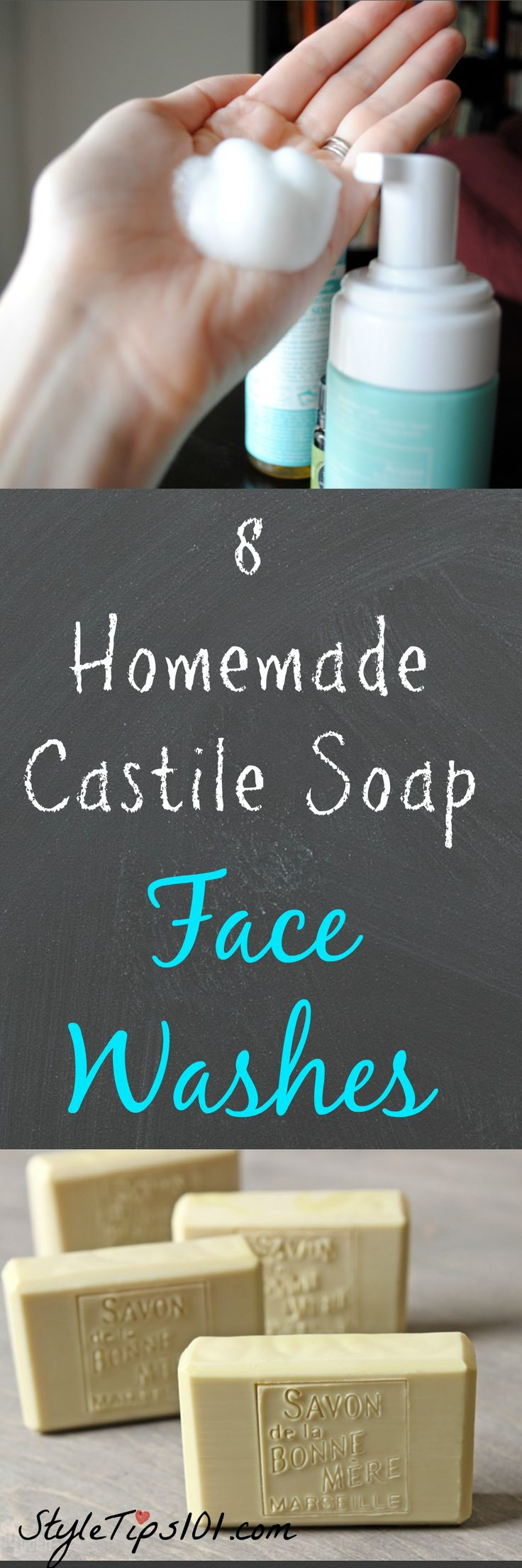 There's a face wash recipe for every type of skin