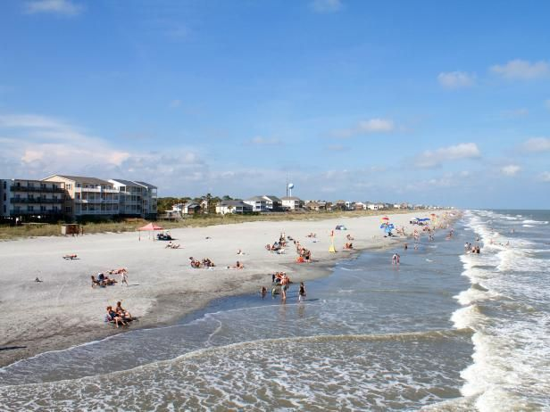 Folly Beach Best Beaches In South Carolina Travelchannel