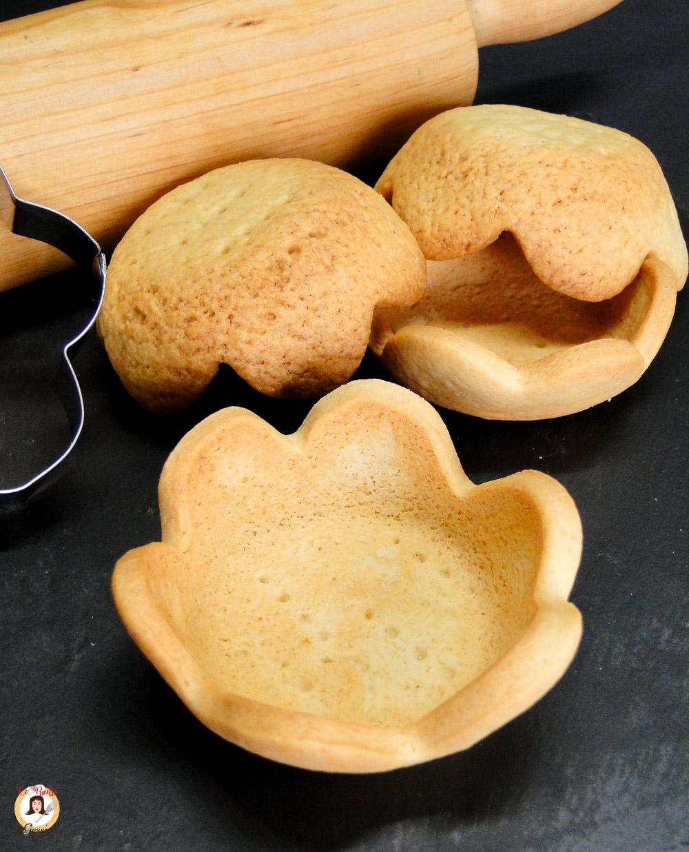Come fare le barchette di pasta frolla per dolci ...