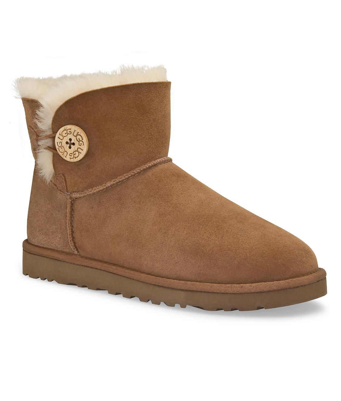 a8838f3dbb9 UGG Bailey Button Mini Boots | Bare Necessities (3352) | My Style ...