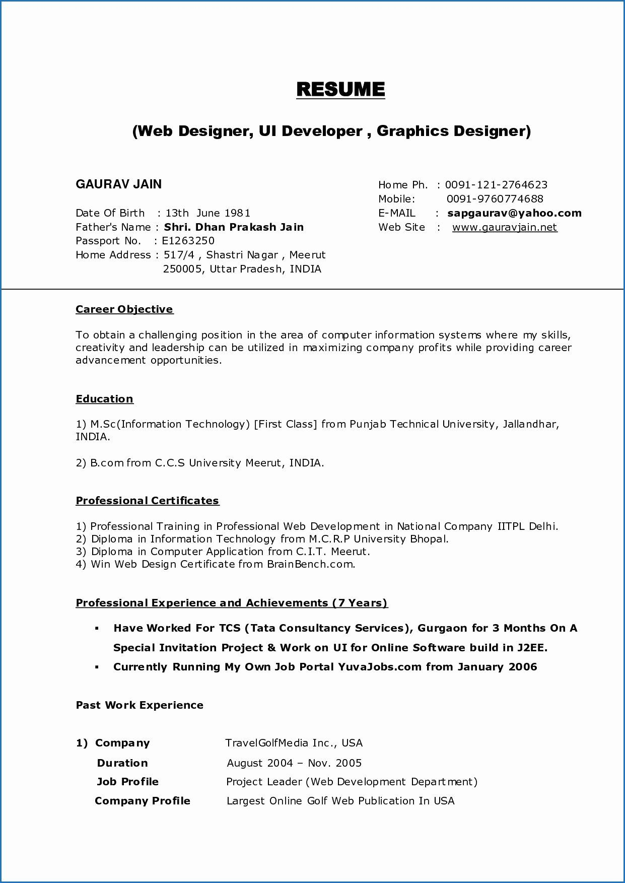 Build Your Own Website Template In 2020 Graphic Design Resume