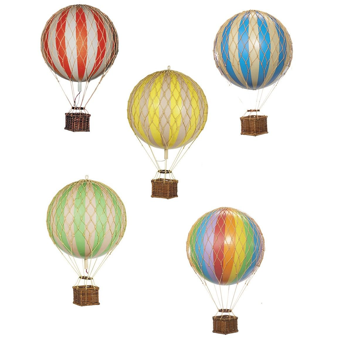 Authentic Models Small Hot Air Balloon Hot air balloon