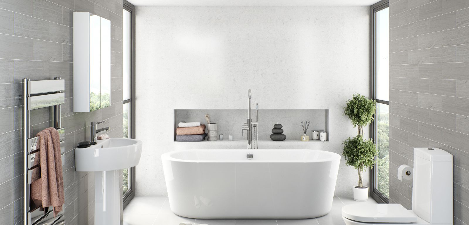 How Much Should You Pay To Have A Bathroom Fitted House - How much to install a new bathroom