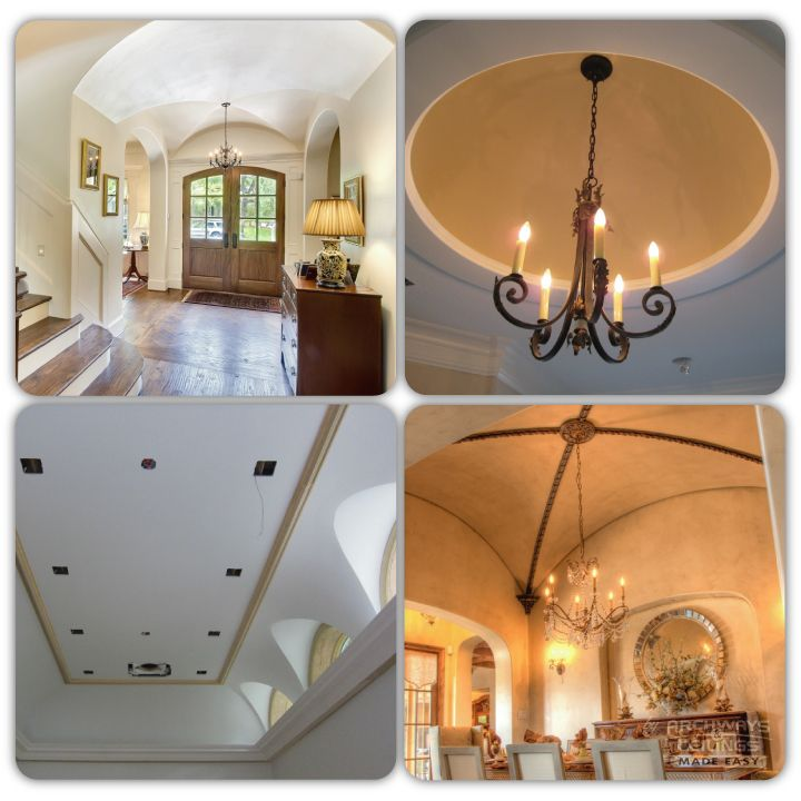 dome ceiling entryway - Google Search