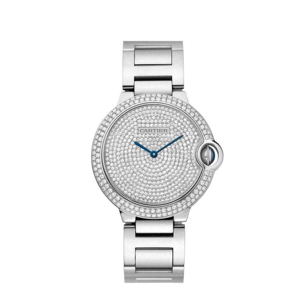 Ballon Bleu De Cartier Watch 36 Mm We902045 Cartier In 2019