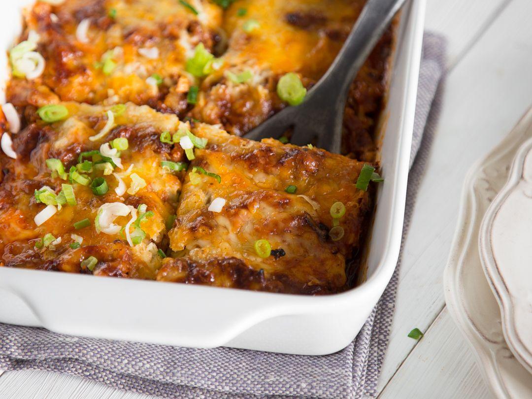 Outdoorküche Buch Buchan : Rezept für zucchini hackfleisch kartoffel auflauf: rosenkohl