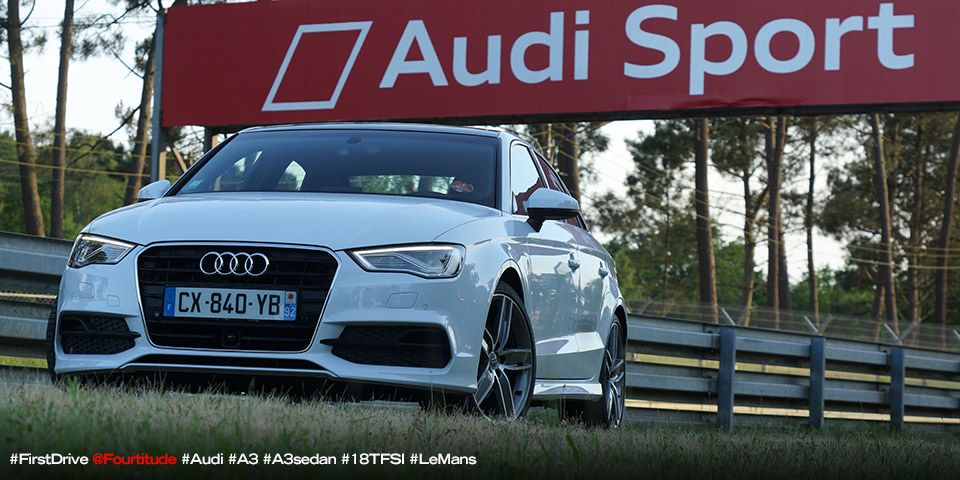 Driven 2014 Audi A3 1 8 Tfsi S Line In Le Mans France