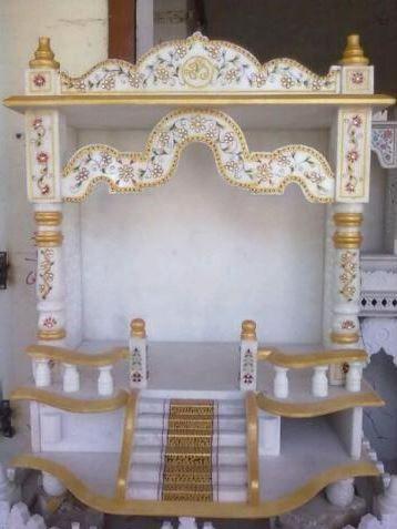 Pooja Room Mandir Designs Altars Ideas Pinterest Room Puja Room And Marbles