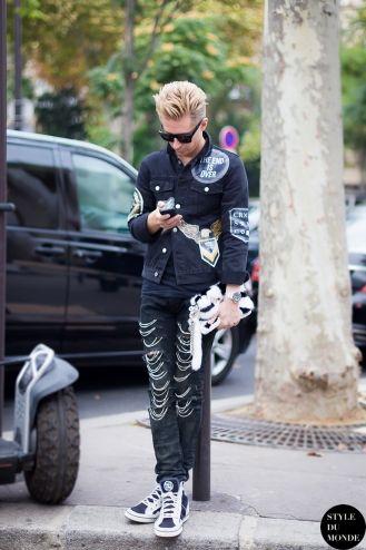 STYLE DU MONDE / Paris FW SS2014: Kyle Anderson  // #Fashion, #FashionBlog, #FashionBlogger, #Ootd, #OutfitOfTheDay, #StreetStyle, #Style