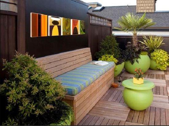 Fotos de decoración de terrazas aticos | Aticos | Pinterest ...