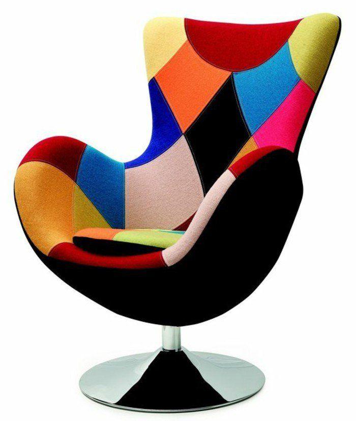 Fauteuil Contemporain Excentrique Et Fonctionnel Archzinefr - Fauteuil de couleur design
