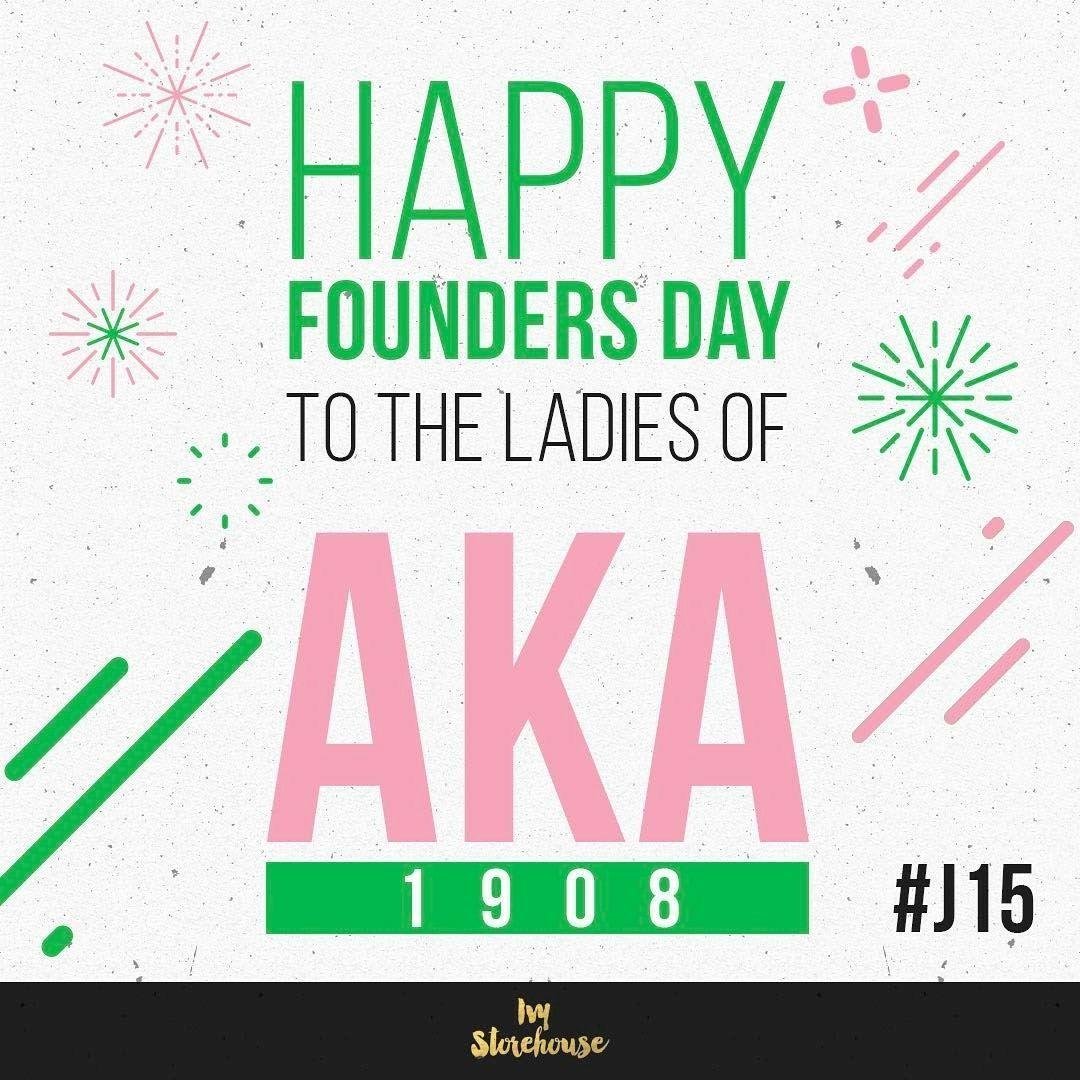 Happy Founders' Day #happyfoundersdayalphakappaalpha Happy Founders' Day