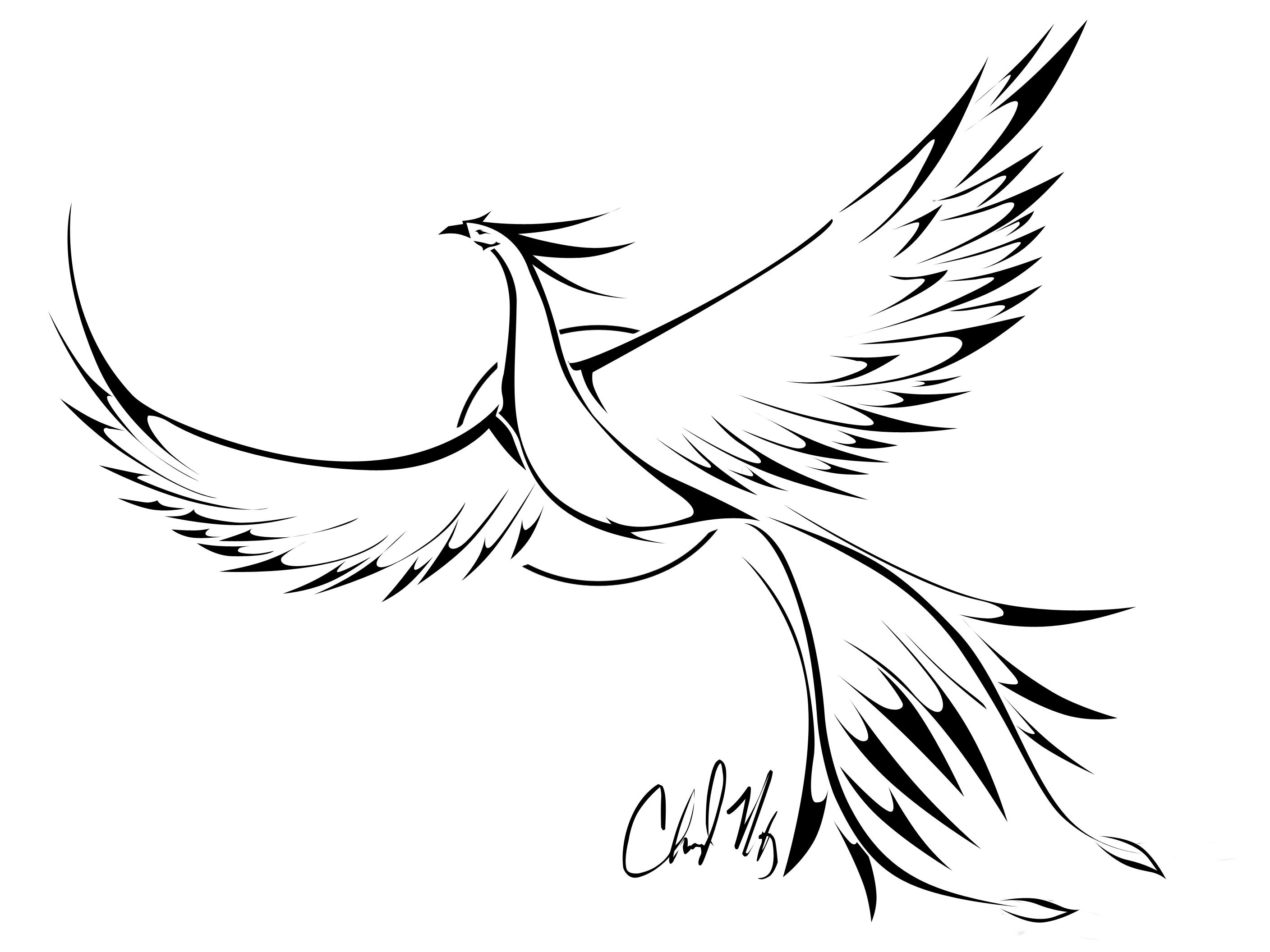 Bird tattoos designs ideas and meaning tattoos for you - Phoenix Sun Tattoo By Herahkti On Deviantart Not A Dragon But Similar