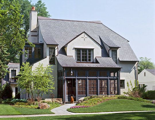 New Home, Classic Design and Details Cottage style, Traditional