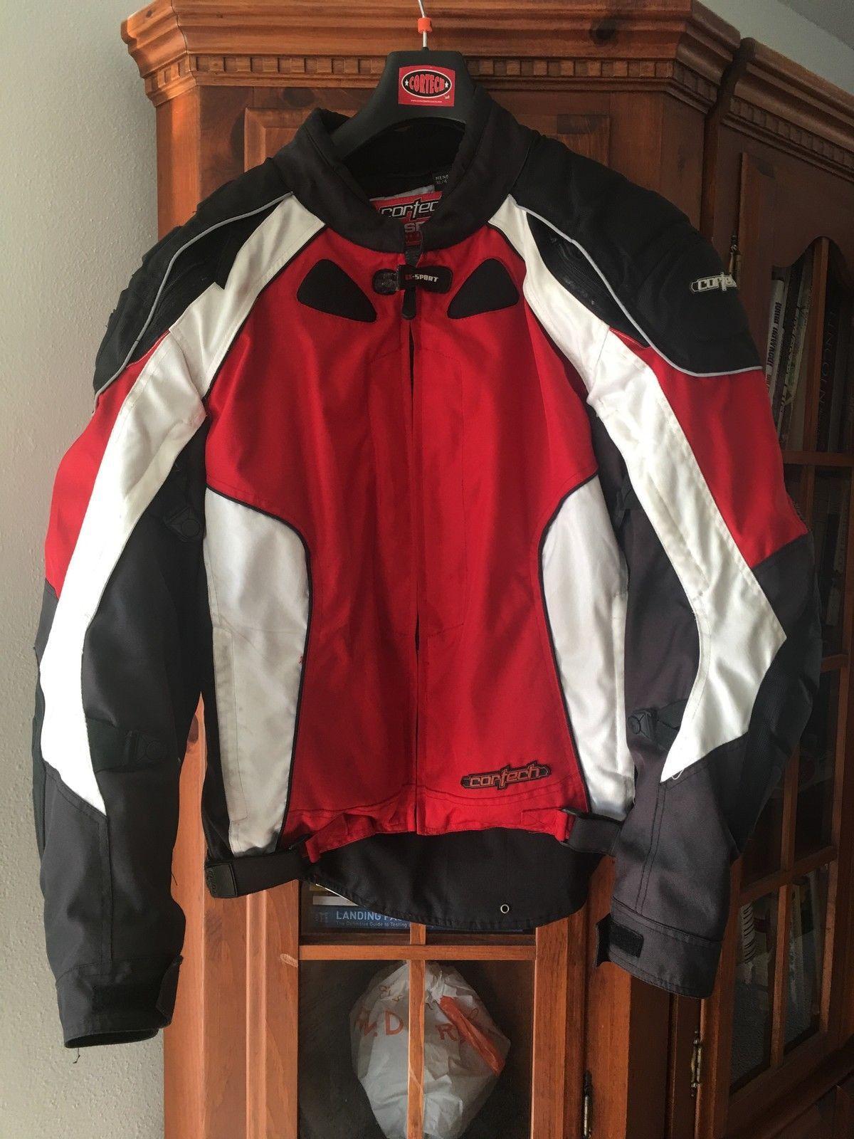 http://motorcyclespareparts.net/cortex-motorcycle-jacket-size-46-xl/Cortex motorcycle jacket, size 46 XL