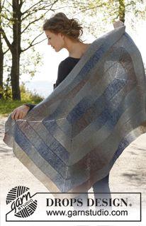 Spiralf rmig gestrickte drops decke in delight und kid for Decken streichen leicht gemacht