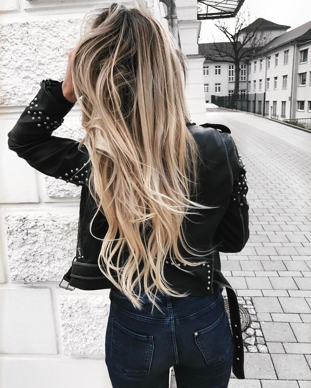Pin by michelle chantalle on hair goals pinterest hair goals