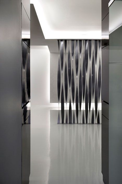 Sharp Interior: Be Clinique, Lisbon By Openlab Architects _