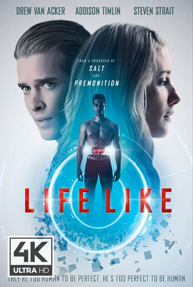 4k Ultra Hd Life Like 2019 Watch Download Life Like 2019 Addison Timlin Life Like Robots Van Acker