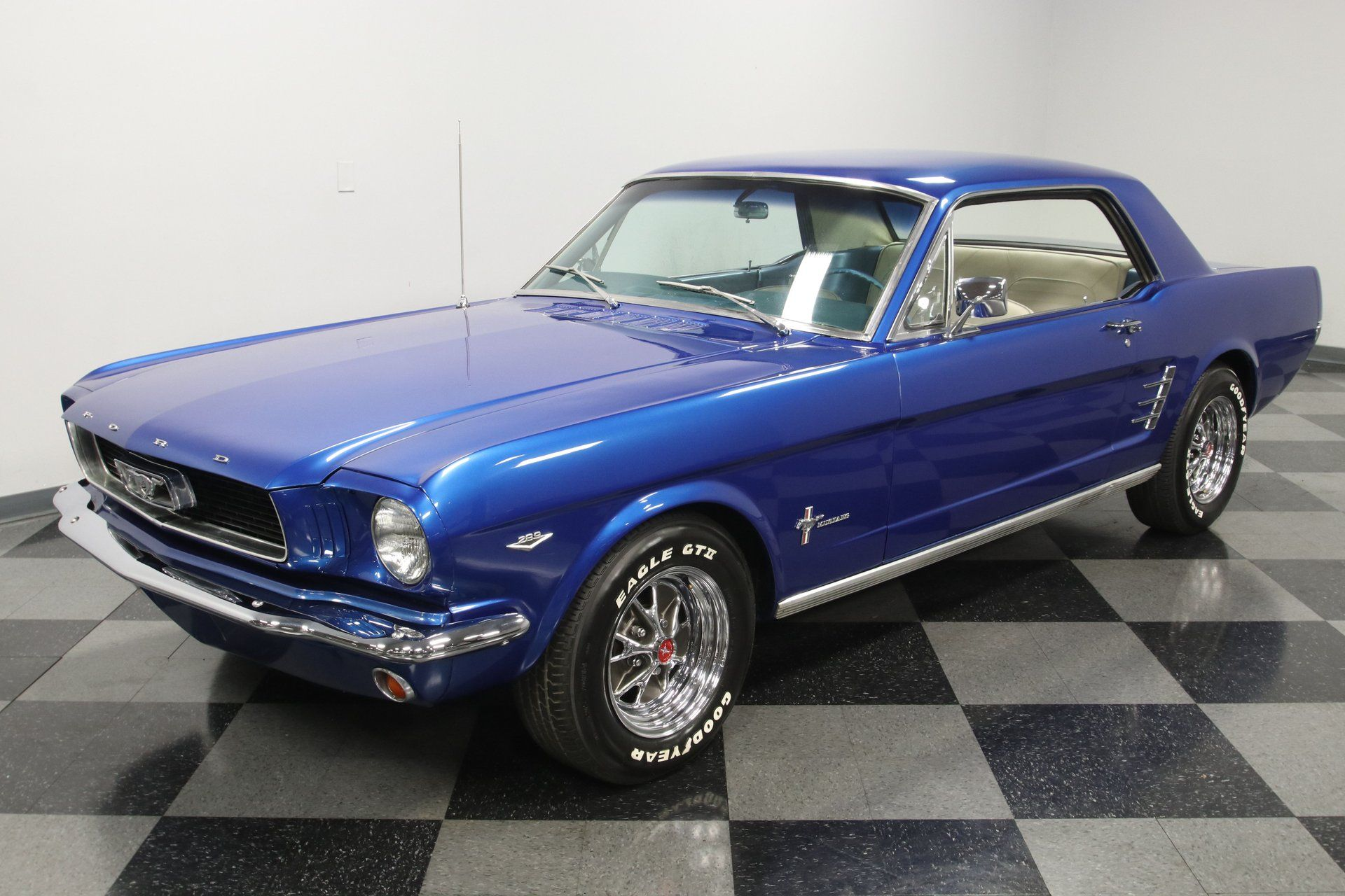 1966 Ford Mustang Streetside Classics The Nation S Trusted Classic Car Consignment Dealer 1966 Ford Mustang Ford Mustang Coupe Ford Mustang