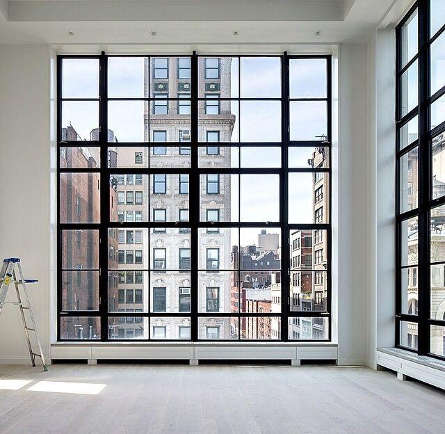 Those Windows Nyc Home