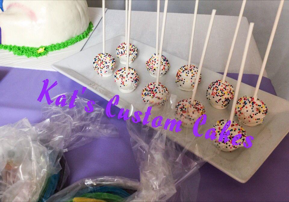 Rainbow cake pops cake pops rainbow cake pops rainbow