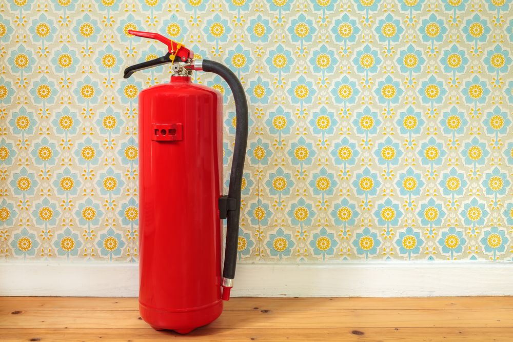 The Ultimate Guide To Fire Extinguishers Fire Home Safety Tips