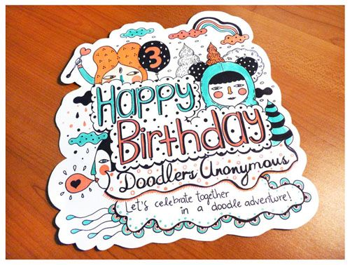 Pin by doodlers anonymous on art showcase pinterest drawing if youre looking for greeting card design inspiration start with these 25 creative greeting cards each greeting card design is hand picked and stylish bookmarktalkfo Choice Image