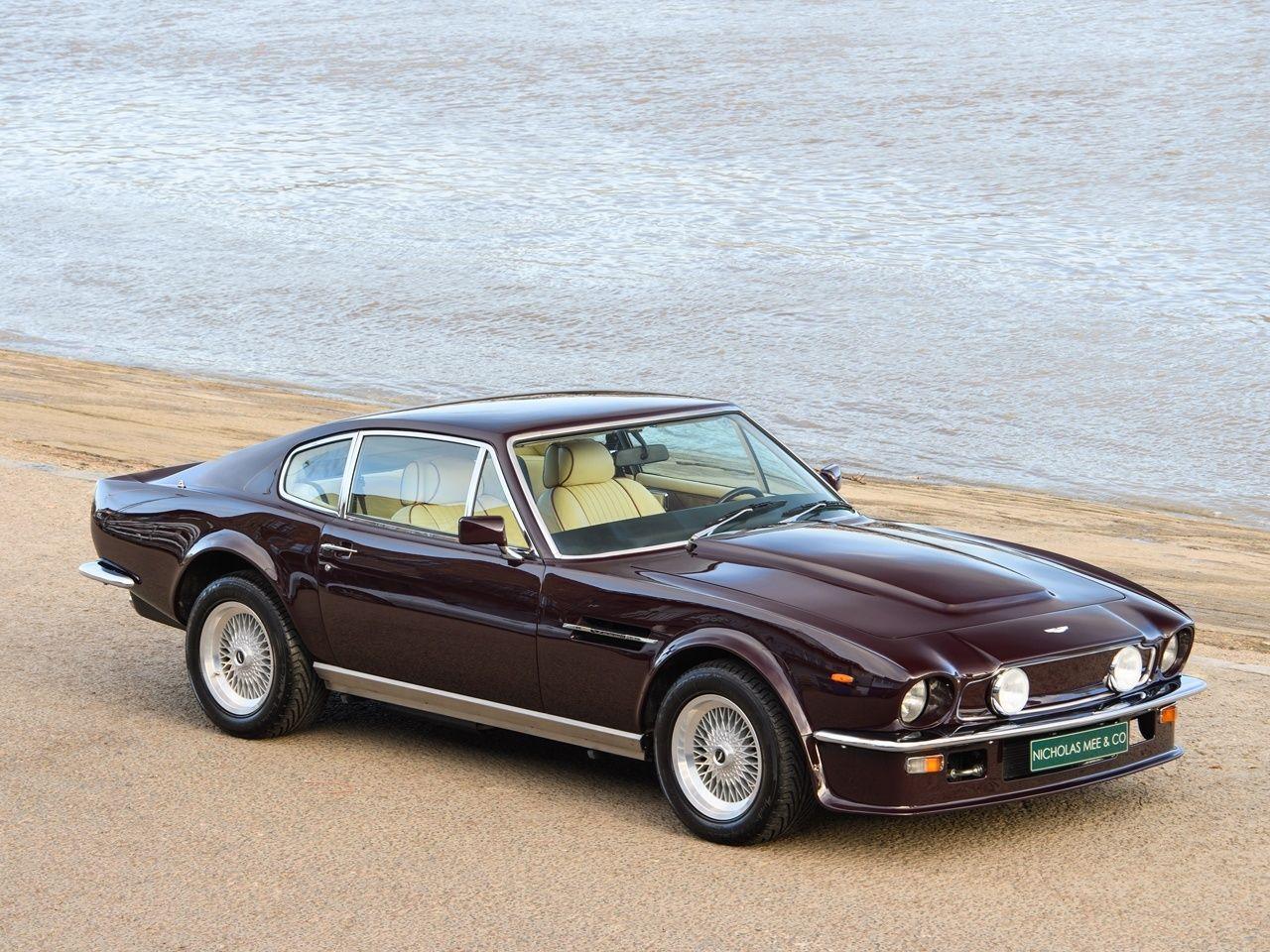 1984 Aston Martin V8 Vantage Lhd Classic Driver Market Aston Martin Luxury Cars Aston Martin For Sale