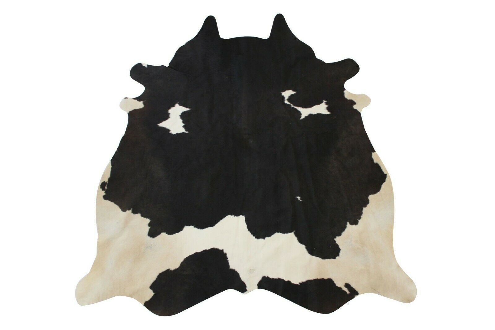 Brazilian Black And White Cowhide Rug 30 Sq Ft Solid Leather Pattern Sale Price White Cowhide Rug Cow Hide Rug Cow Skin Rug
