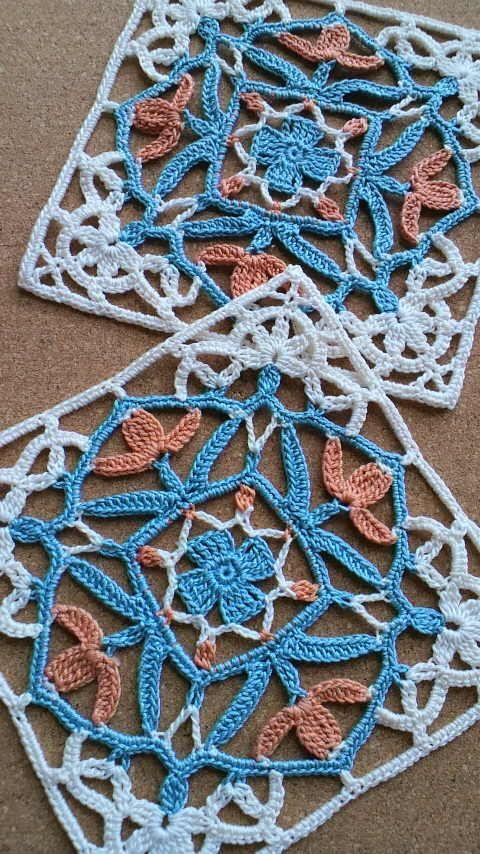 29 Crochet Motif