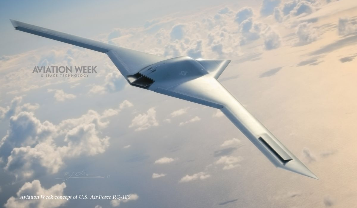 New Stealth Spy Drone Already Flying Over Area 51 | Danger Room ...