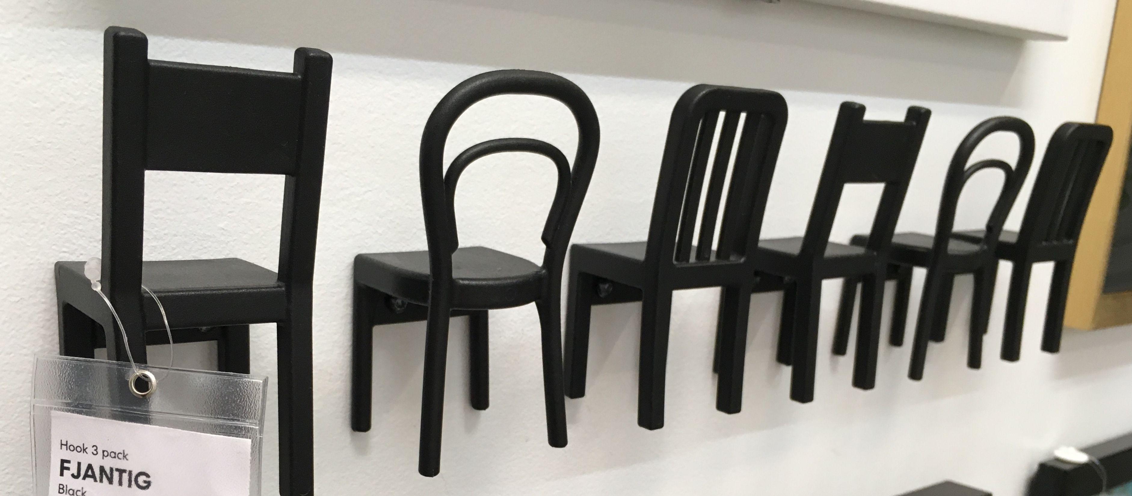 IKEA coat hooks - Fjantig 9pk - $9.9  Ikea hooks, Laundry room