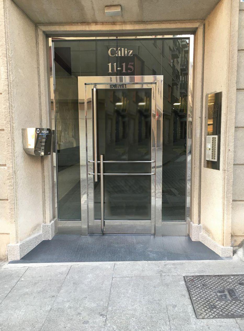 Puertas de portal en valladolid en 2019 puertas de portal pinterest - Puertas en valladolid ...