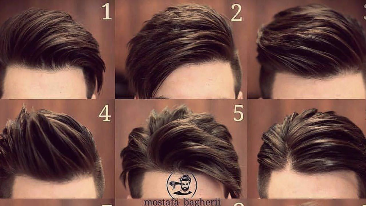 Top 10 Popular Haircuts For Guys 2018   Guys Hairstyles Trends   YouTube