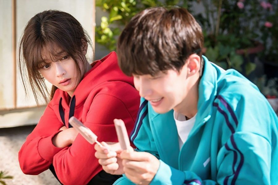 "Kim Yoo Jung And Song Jae Rim Are Friendly Neighbors In ""Clean With Passion For Now"""