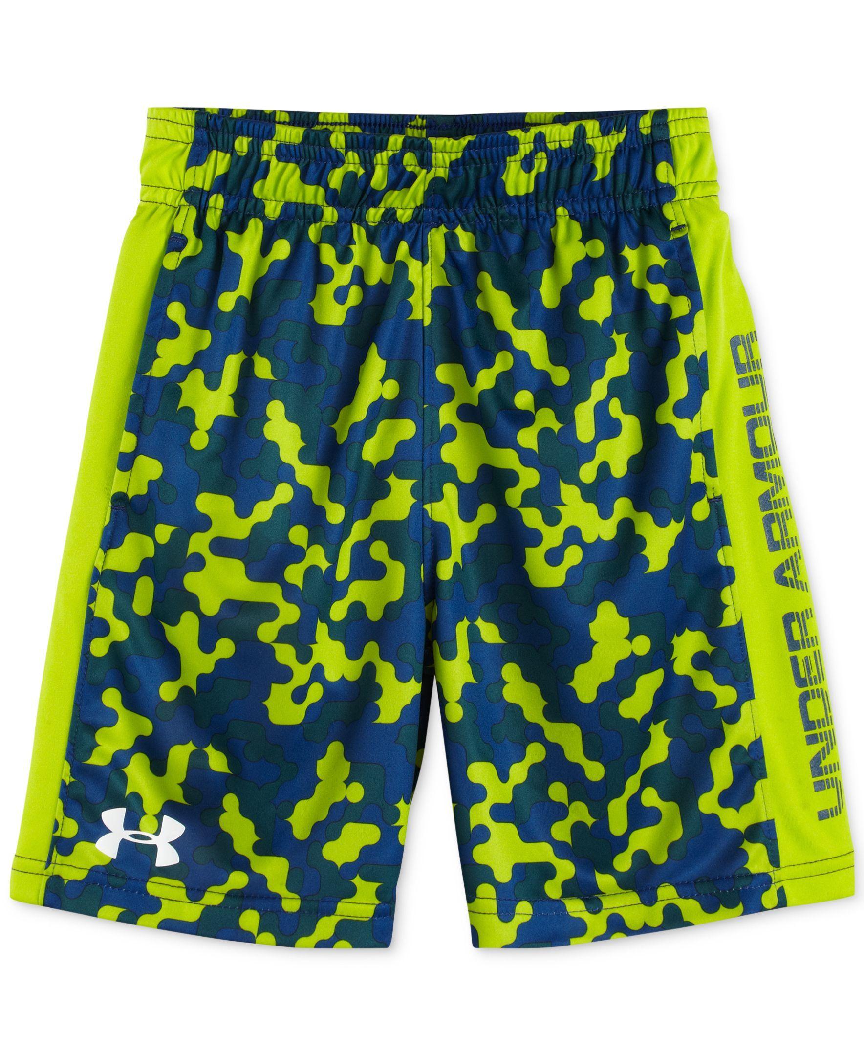 Under Armour Little Boys' Eliminator Camo Shorts