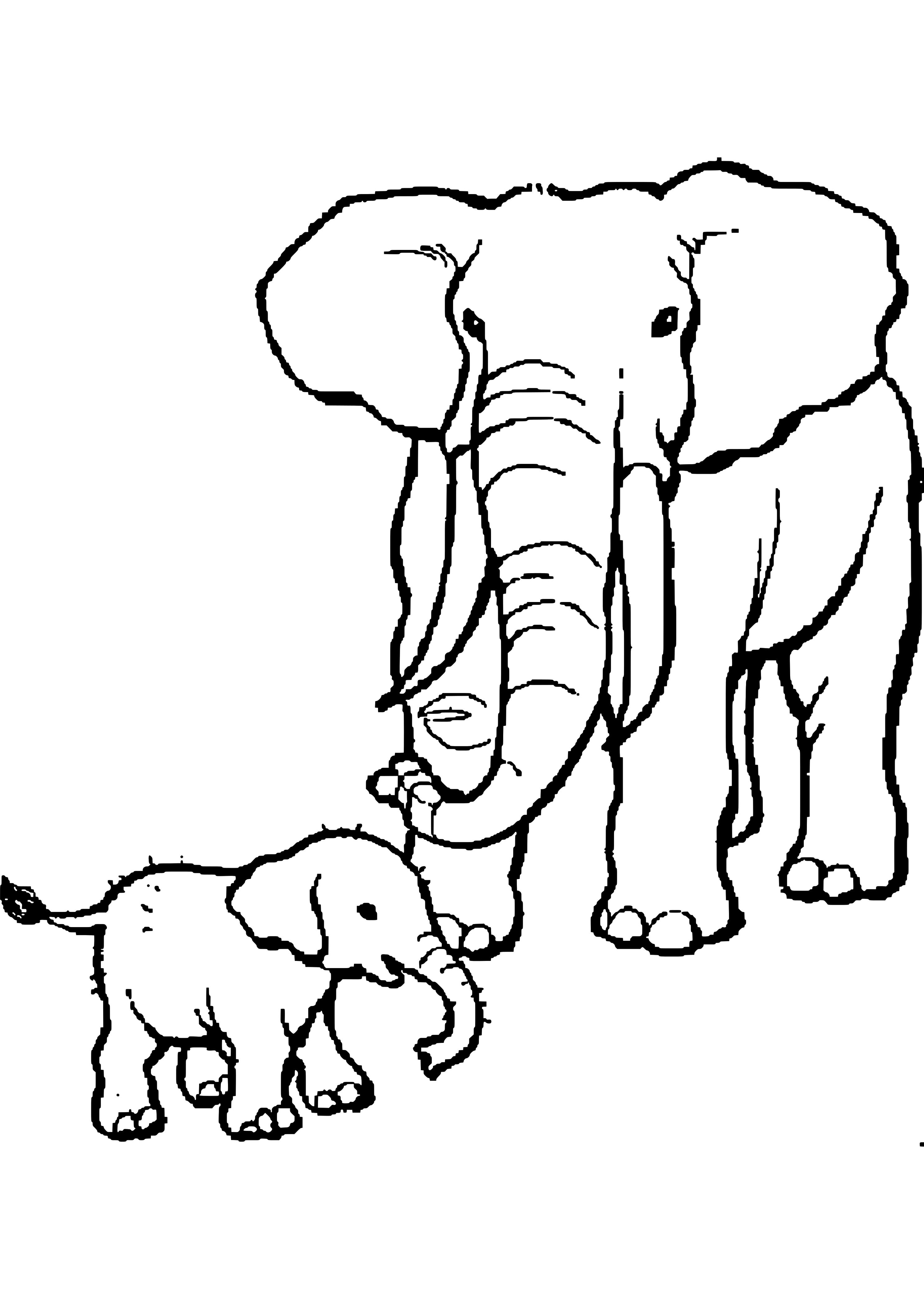 Ausmalbilder Elefantenbaby Https Www Ausmalbilder Co Ausmalbilder Elefantenbaby Elefant Ausmalbild Ausmalbilder Ausmalen