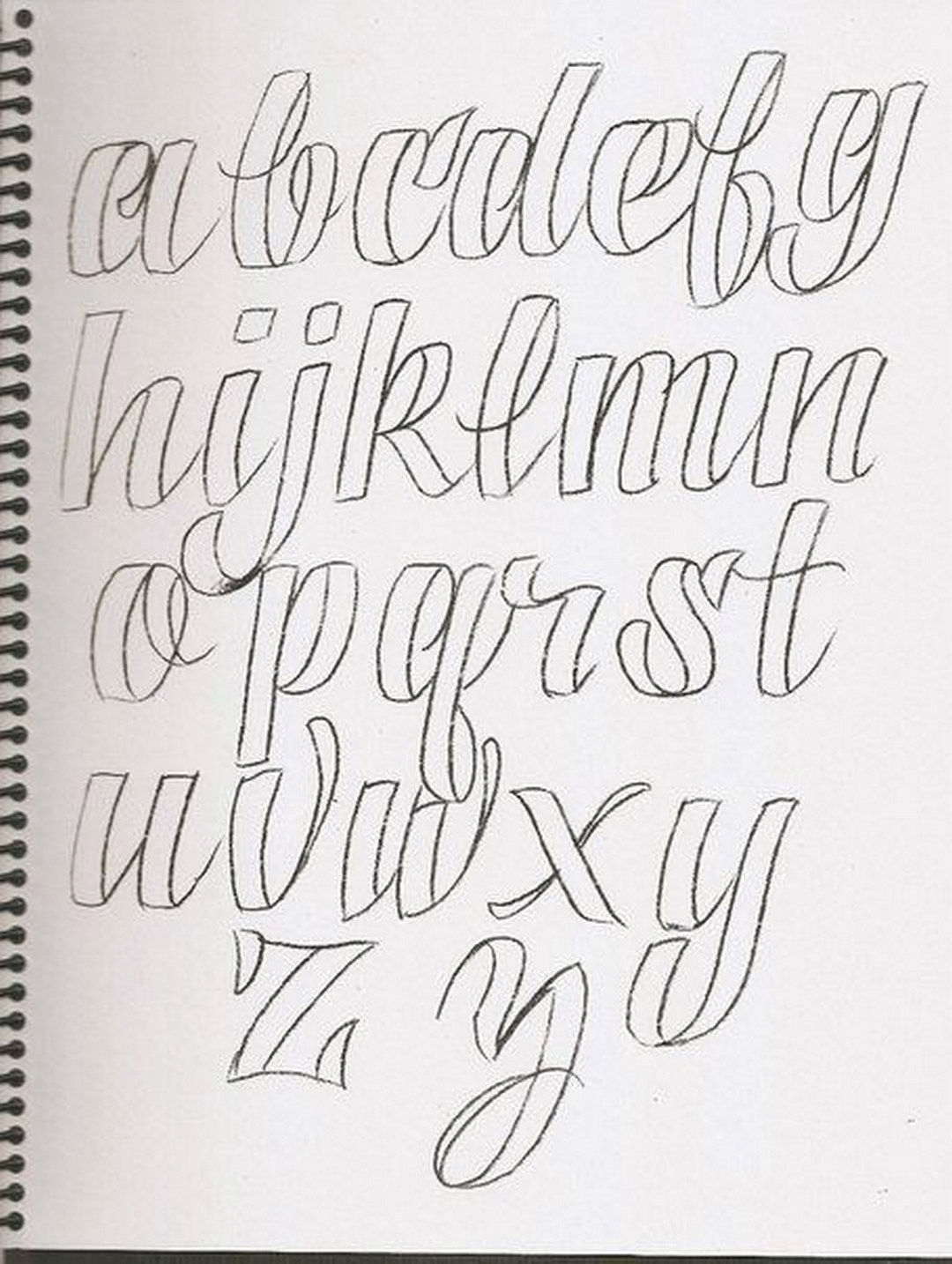 The Power of Beautiful Typography   Bullet journal font ...