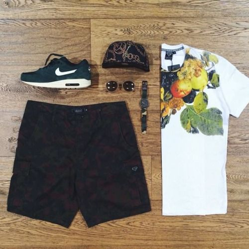 http://chicerman.com  sickstreetwear:  Follow for the best of street fashion  #summerlook
