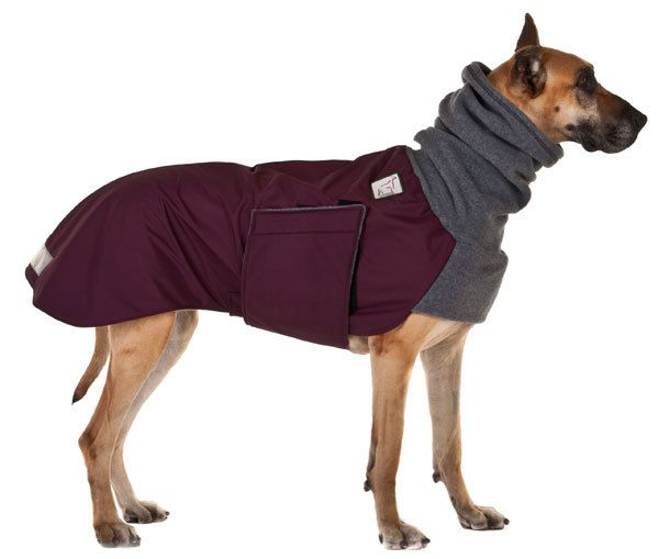 Great Dane Winter Dog Coat Winter Jacket Waterproof Dog Coat
