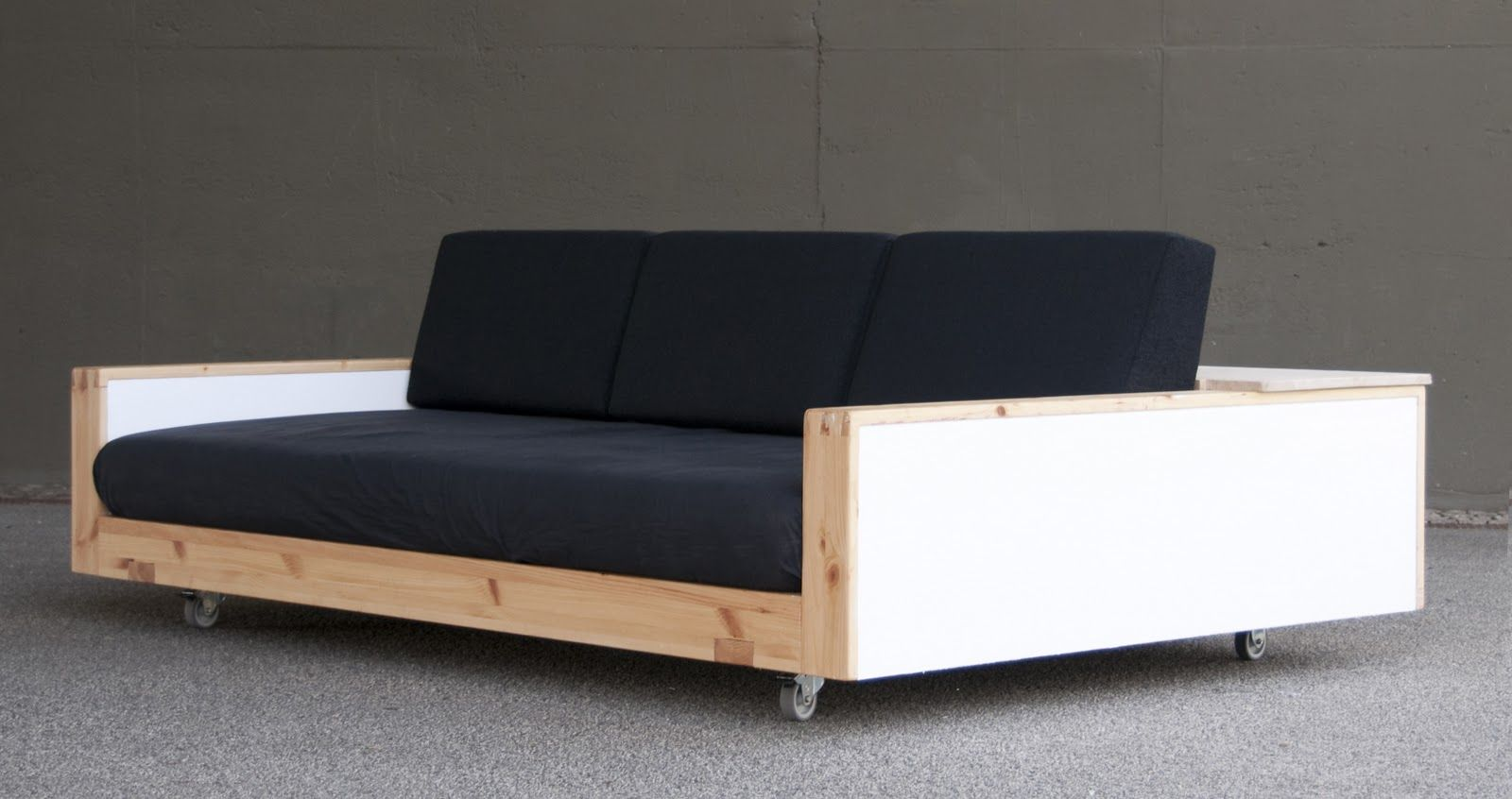 Schön Upcycled Wood Creative Sofa D. Designed By Van Bo Le Mentzel