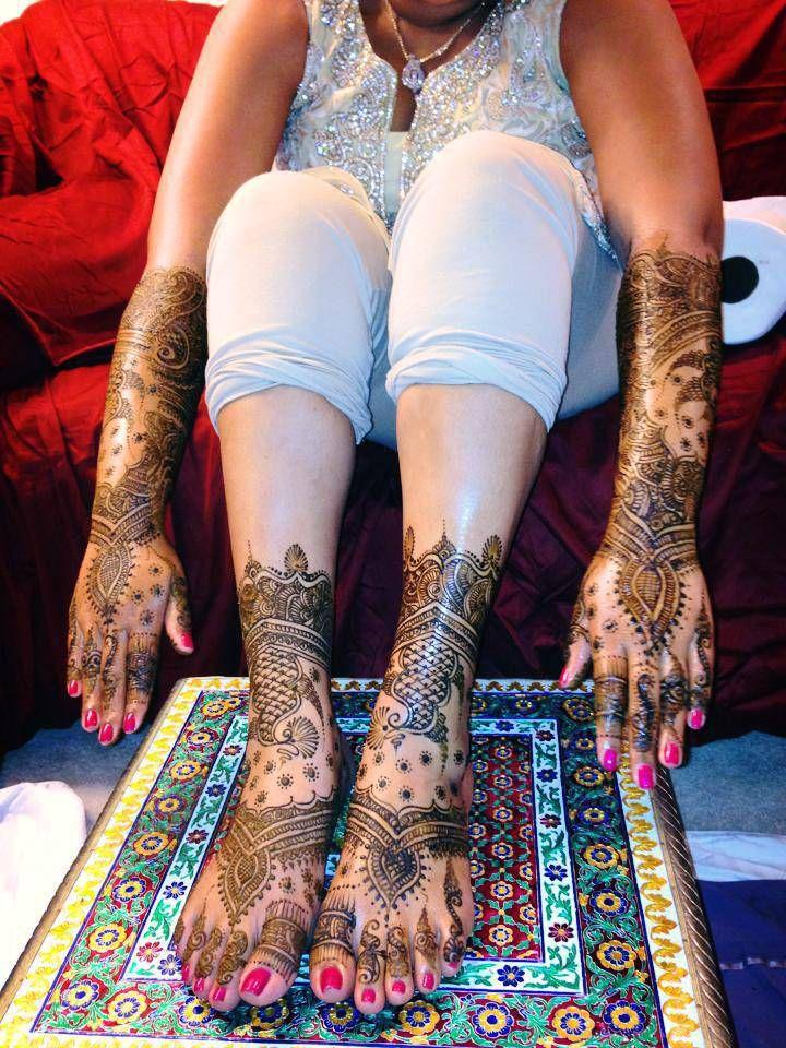 How long does bridal mehndi take indian wedding mehndi
