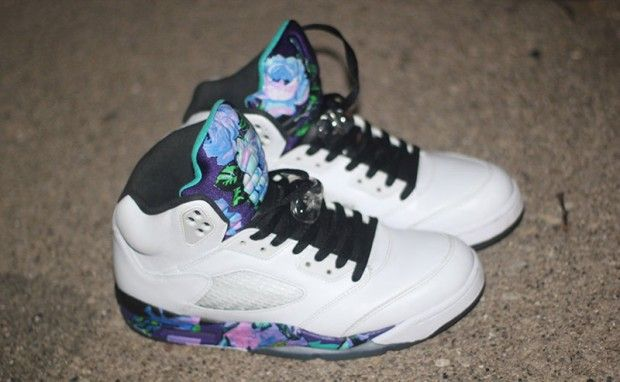 nike air jordan 5 bel air for sale