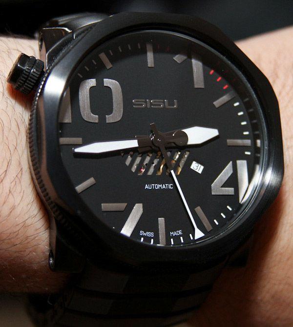 SISU Bravado 55mm Watch Review