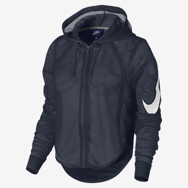 Clothing · Nike Sportswear Women's Swoosh Crop ...