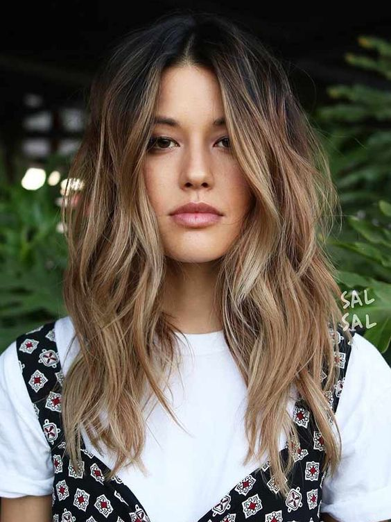 Fall Winter Hairstyles 2017 2018 In 2019 Hair Color