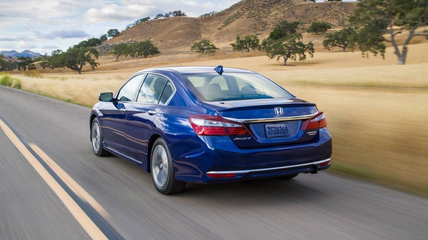 what will the 2020 Honda Accord Hybrid be released Honda