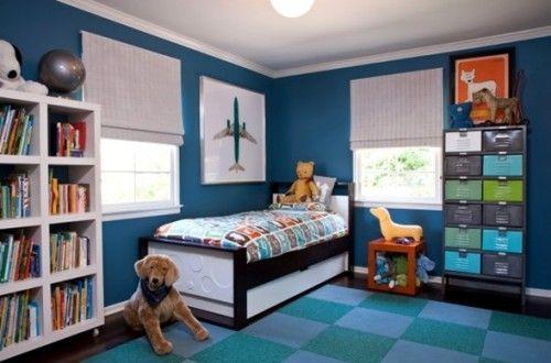 Fotos de Cuartos para Niños Varones | Fede | Pintar un dormitorio ...